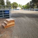 Picture of CEH riding arena